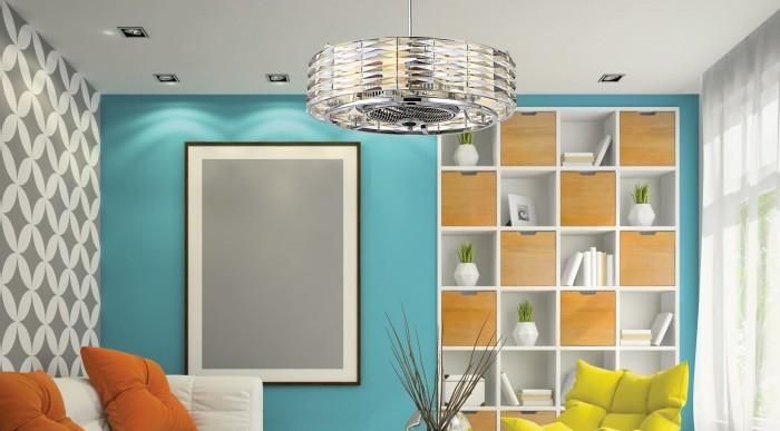 Taurus 6 Light Fan D Lier Ceiling Fans