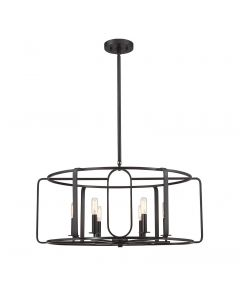 Santina 6 Light Chandelier