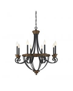 Wickham 8 Light Chandelier