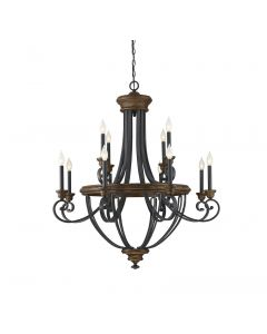 Wickham 12 Light Chandelier