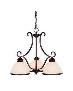 Willoughby 3 Light Chandelier