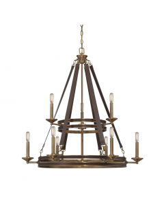 Harrington 9 Light Chandelier