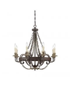 Mallory 8 Light Chandelier