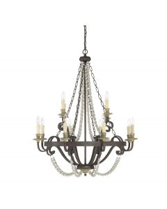Mallory 12 Light Chandelier