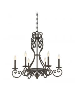 Bree 6 Light Chandelier
