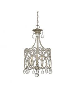3 Light Mini Chandelier