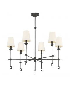 Lorainne 6 Light Chandelier