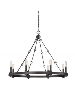 Adria 8 Light Chandelier