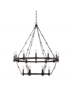 Adria 18 Light Chandelier