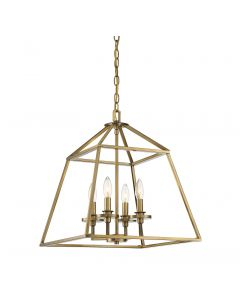Braxton 4 Light Pendant