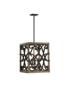 Amador 4 Light Foyer/Entry Lantern