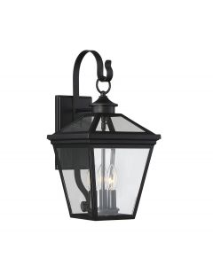 "Ellijay 9"" Steel Wall Lantern"