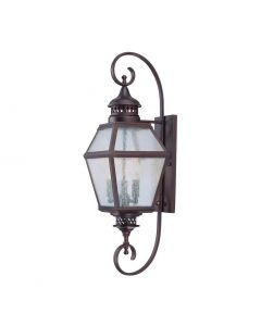 "Chiminea 8"" Wall Lantern"