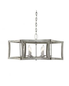 Brookline 6 Light Pendant