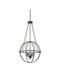 Elgin 4 Light Pendant