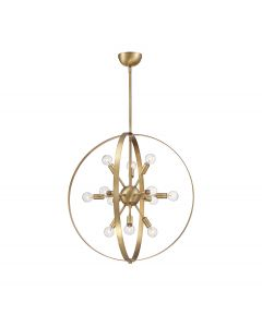 Marly 12 Light Chandelier