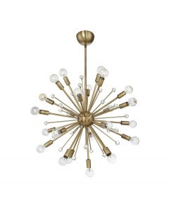 Galea 24 Light Chandelier