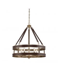 Harrington 5 Light Pendant