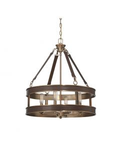 Harrington 4 Light Pendant