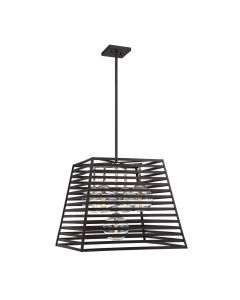 Lakewood 5 Light Indoor/Outdoor Pendant
