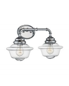 Fairfield 2 Light Bath Bar