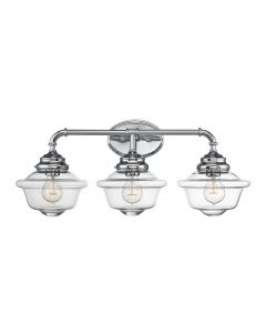 Fairfield 3 Light Bath Bar