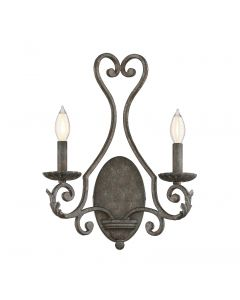 Bree 2 Light Sconce
