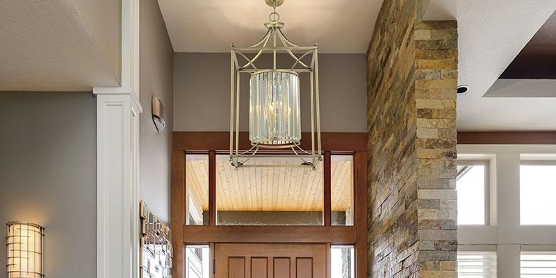 Fenton Foyer Lights